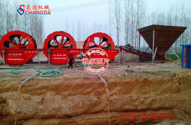 日产1500吨石粉头头下载生产线