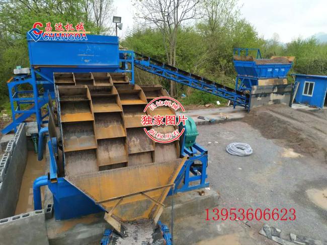 日产3000吨石粉头头下载生产线